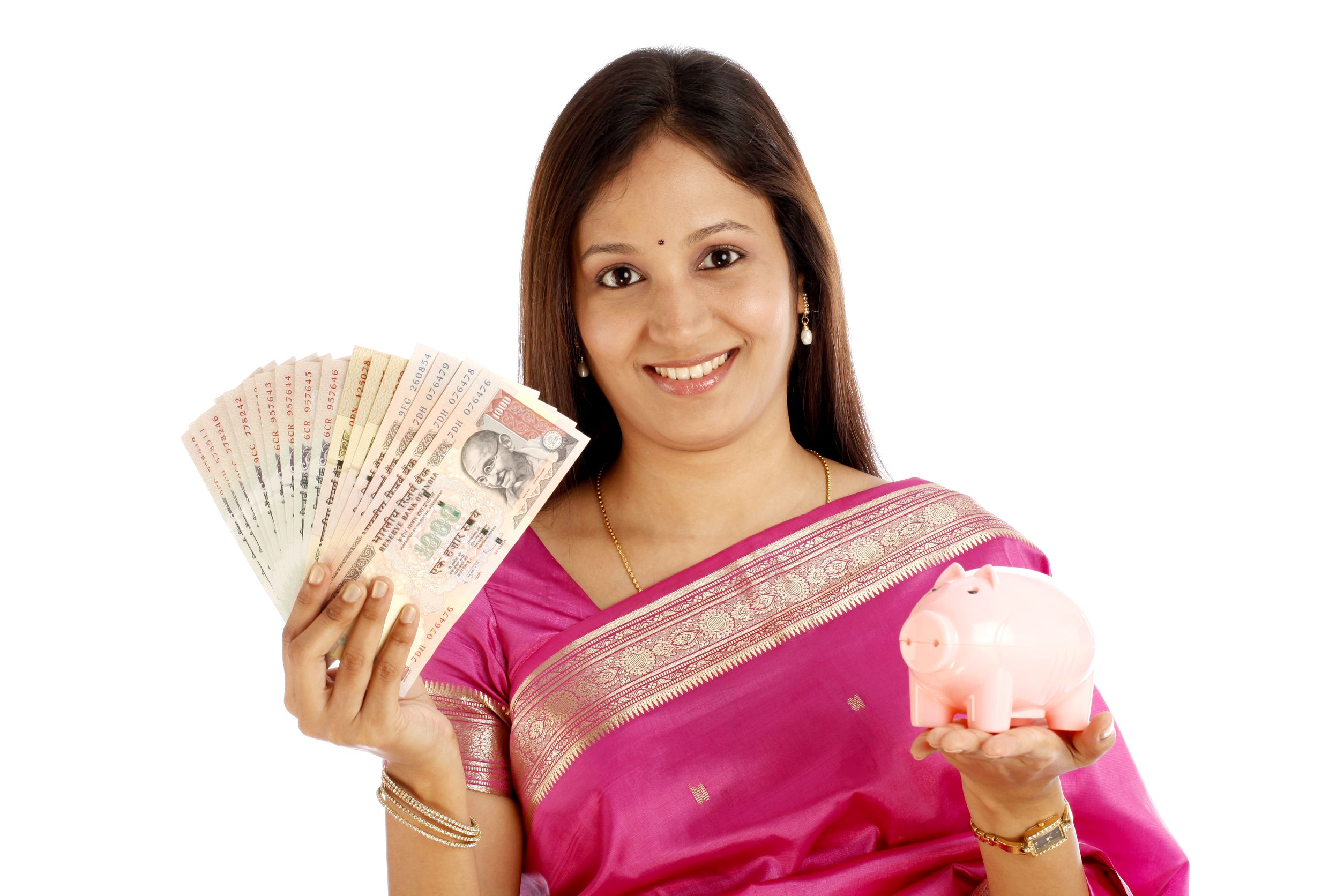 INDIAN housewife EARNING MONEY