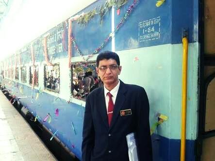 Railway Employee